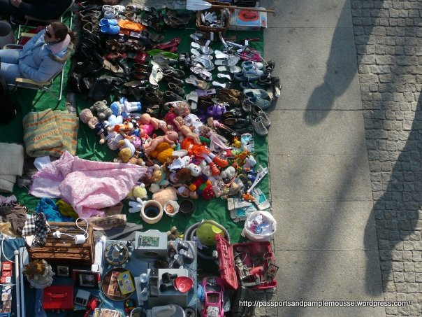 Flea Markets of Porto