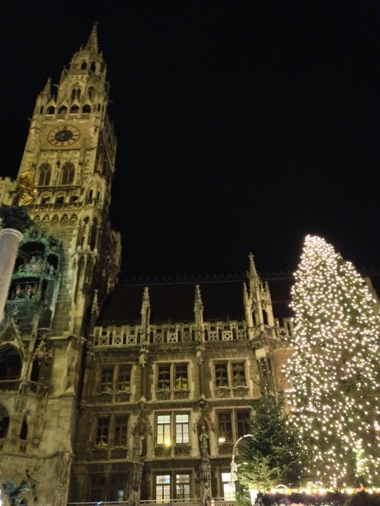 Christmas in Munich by passports and pamplemousse