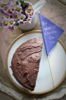 Passports and Pamplemousse Sweet Moist Rich Red Wine Chocolate Cake