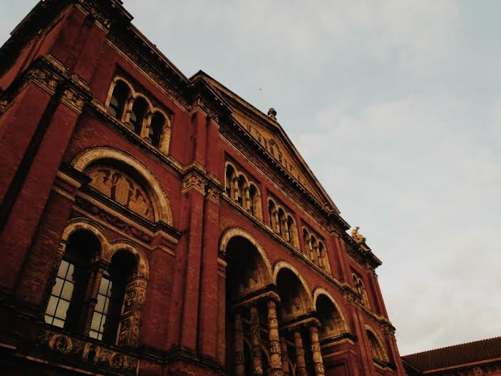 V&A in London (c) Sebastian May
