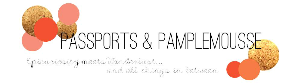 Passports & Pamplemousse