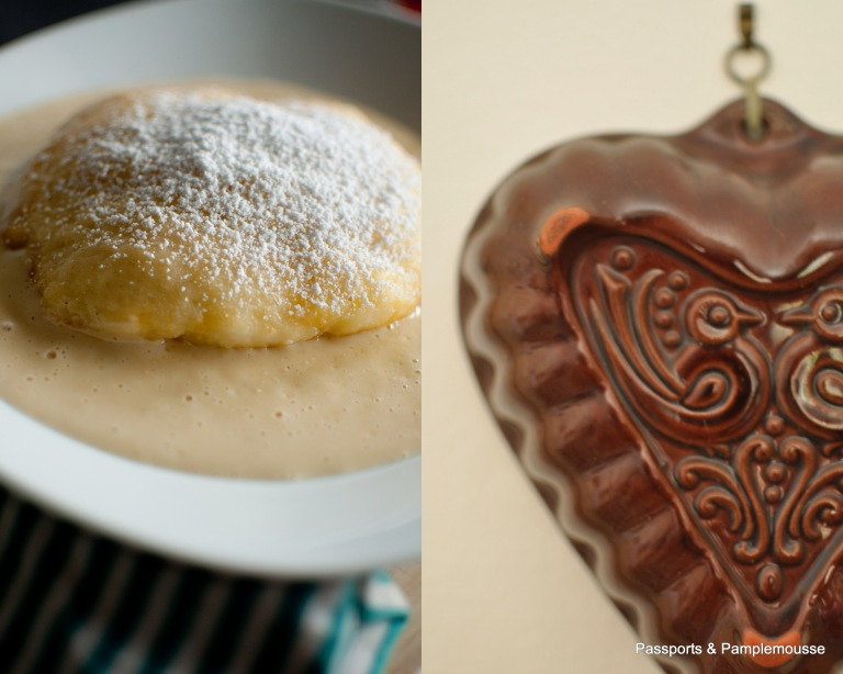 dampfnudeln German recipe by Passports and Pamplemousse