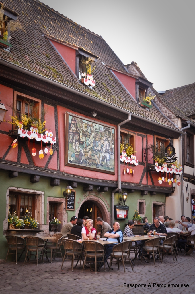Riquewihr & Beyond (Alsace)Passports and Pamplemousse_-12