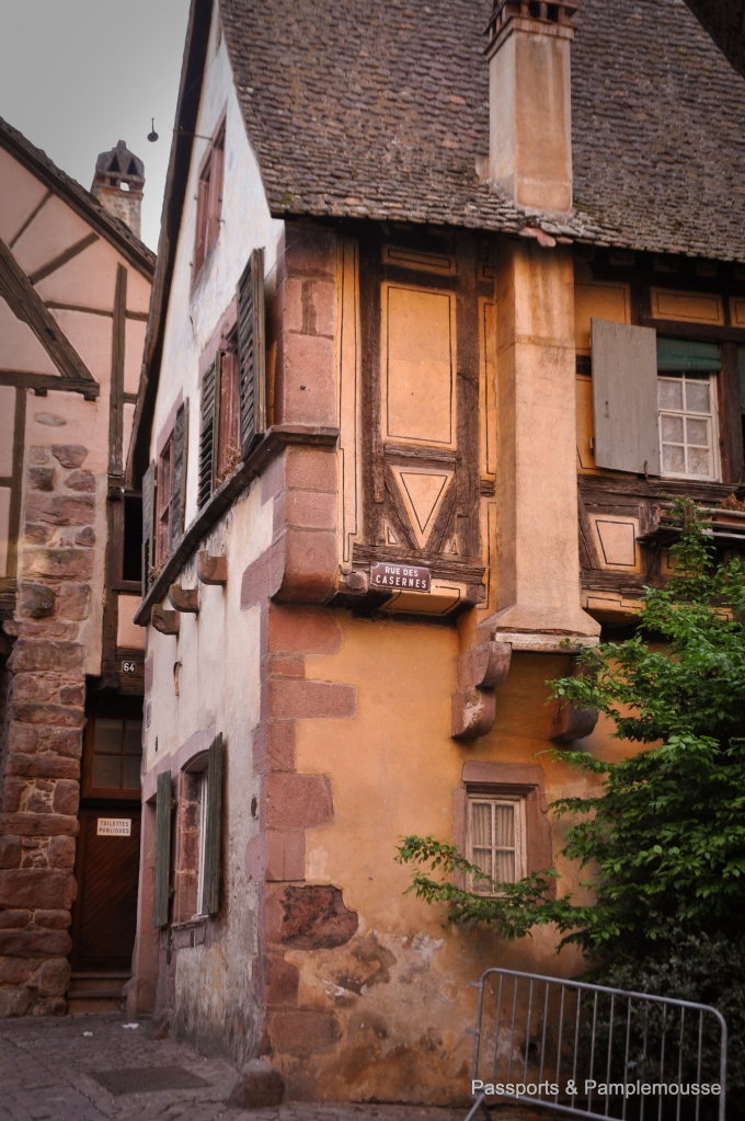 Riquewihr & Beyond (Alsace) Passports and Pamplemousse_-13