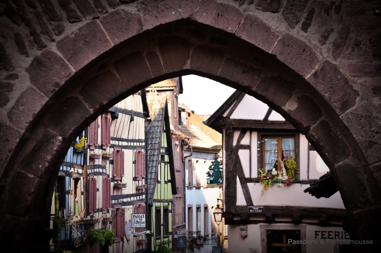 Riquewihr & Beyond (Alsace) Passports and Pamplemousse